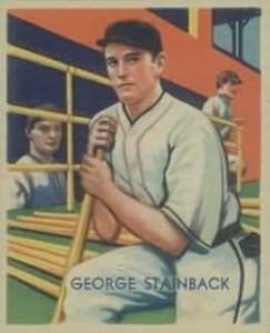Tuck Stainback 1934