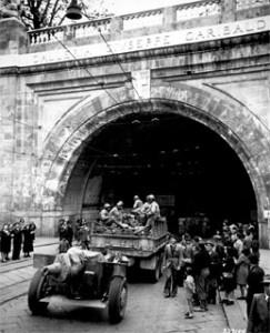 US Army liberates Genoa apr 27
