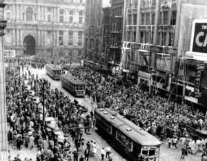 VE Day Philly