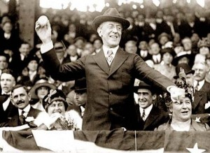 Woodrow-Wilson-1916 first pitch