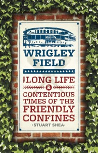 Wrigley Field book