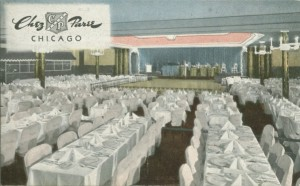 chez paree dining stage